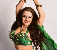 Shiraz, Belly Dance (Raqs Sharqi) Performer, Teacher, and Dance Ethnographer