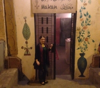 Shiraz at Makan in Cairo