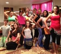 Shiraz Belly Dance Workshop