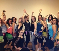Shiraz Belly Dance Class