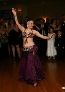 Shiraz Belly Dance at Lebanese Wedding